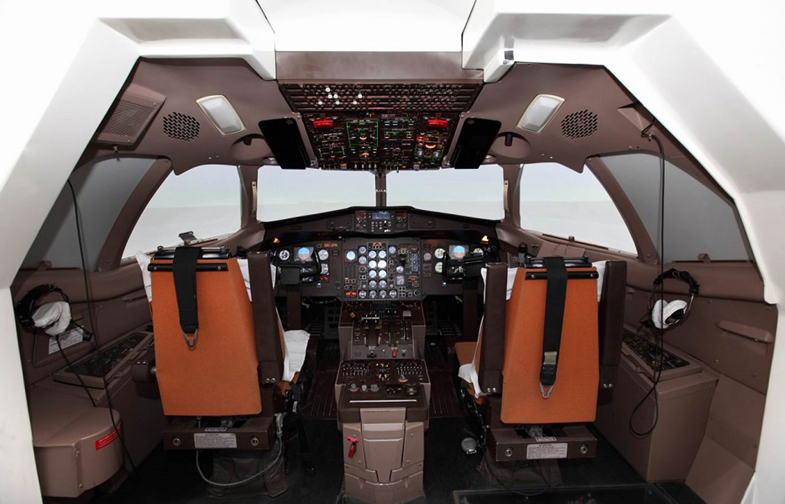 FTD ATR42/72 (Flight Training Device)